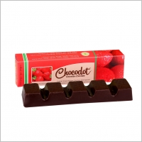 Chocodot Strawberry Mini