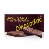 Word Choco - Save Garut
